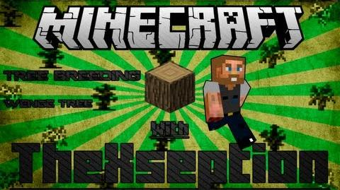 Minecraft FTB Tree Breeding Tutorial Wenge