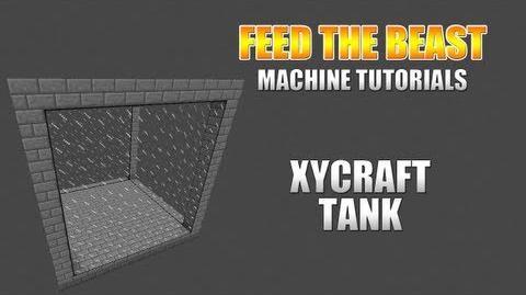Feed The Beast Machine Tutorials XyCraft Tank