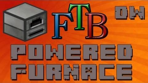 How To Use The Powered Furnace Feed The Beast Tutorial - Ep