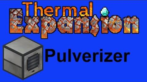 Pulverizer Tutorial Thermal Expansion