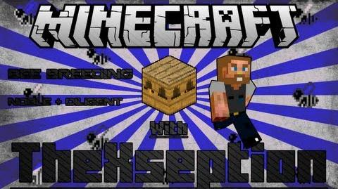 Minecraft FTB Bee Breeding Tutorial Diligent, Unweary, Industrious, Noble, Majestic, Imperial-1
