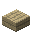 File:Grid Acacia Wood Slab (ExtraBiomes XL).png