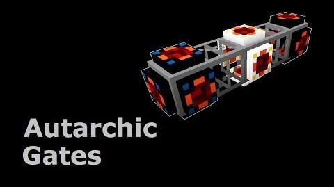 Autarchic Gates - Buildcraft Gates In Minutes