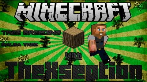 Minecraft FTB Tree Breeding Tutorial Balsa