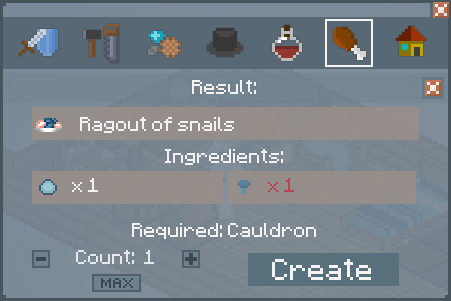 File:Ragout of Snails - Crafting Screen.png