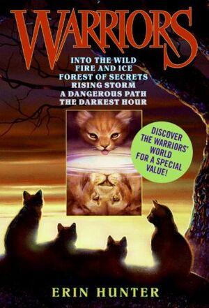 Warriors original series box set cover