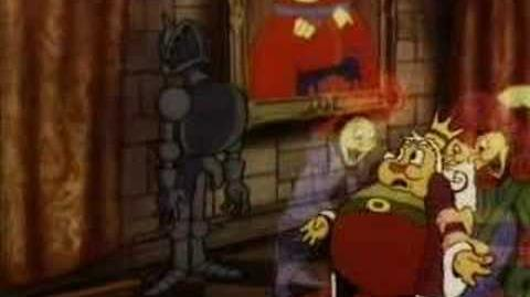 Felix the Cat in Bold King Cole (1936)