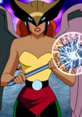 Hawkgirl DCAU