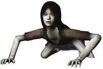 CrawlingWoman