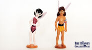 FernGully The Last Rainforest Applause PVC's