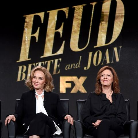 Feud Panel at the Television Critic's Association Tour