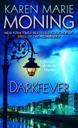 Darkfever blue cover