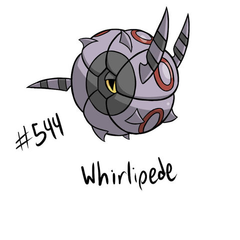 File:Pokemon drawathon 544 whirlipede by entermeun-d4njgrg.jpg