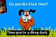 Dikey duck