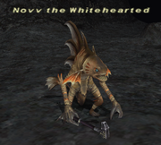 Novv the Whitehearted