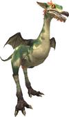 Green Raptor (MON)