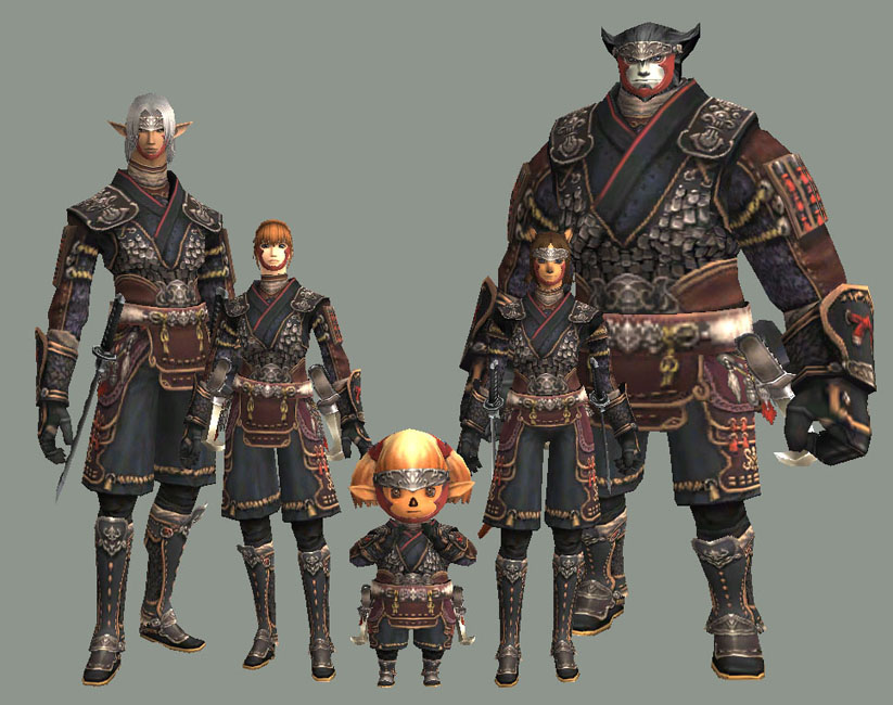Final Fantasy Crafted Enhancements