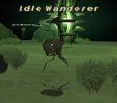 Idle Wanderer