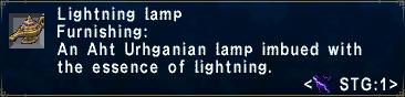 LightningLamp