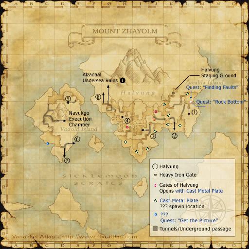 Mount Zhayolm FFXIclopedia FANDOM powered by Wikia