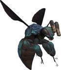 Blue Bee (MON)
