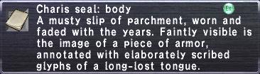 Charis Seal Body