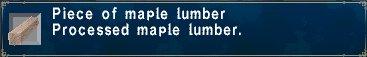 Maplelumber