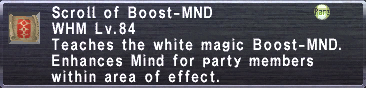 Boost-MND