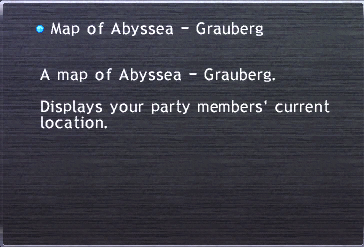Map of Abyssea - Grauberg