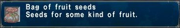 FruitSeeds