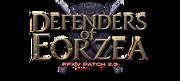 Defenders of eorzea logo