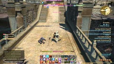 Final Fantasy XIV Warrior of Light - Ep.17 Staying The Course