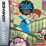 Foster's Home for Imaginary Friends (GBA box art)