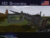 .50 M2HB Browning