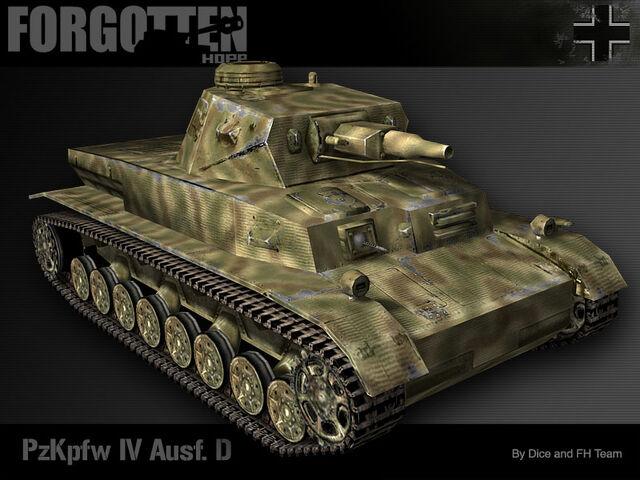 File:Panzer IV Ausf. D.jpg