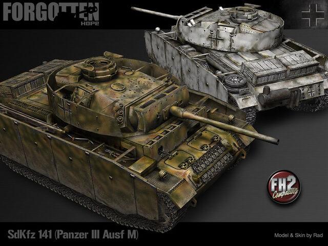 File:Panzer III Ausf. M.jpg