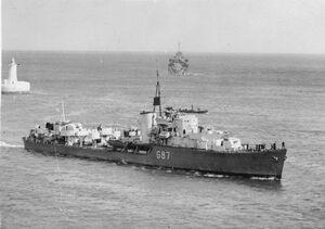 HMS Lance g87