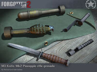 M3 knife