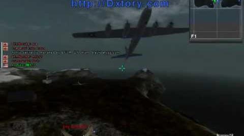 B17 YB40 Gunship rampage Battlefield 1942 FHSW Mod Multiplayer