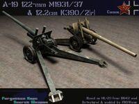 122 mm gun M1931-37 (A-19)