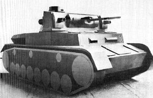 PanzerIV RfK43wood