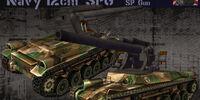 Type 97 Chi-Ha Naval 12 cm SPG