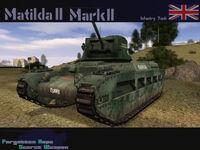 Matilda II mkII Canada