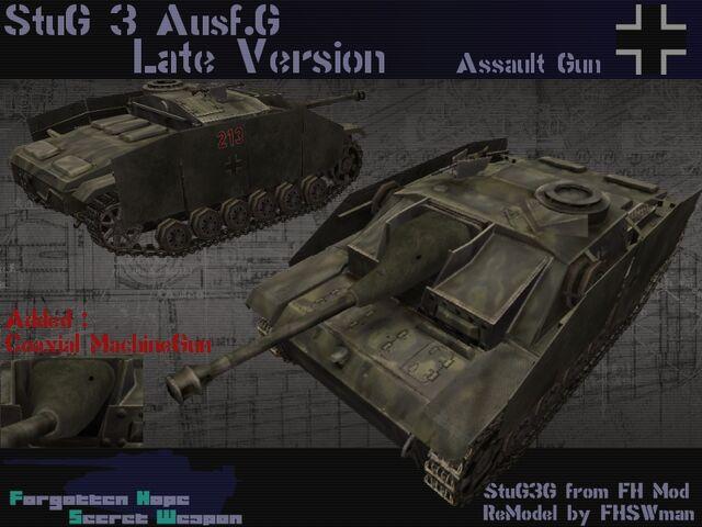 File:Stug III Ausf G Late.jpg