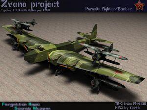 TB-3 Zveno
