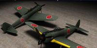 """Nakajima Ki-43 """"Hayabusa"""""""