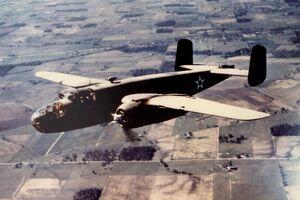 B-25A real