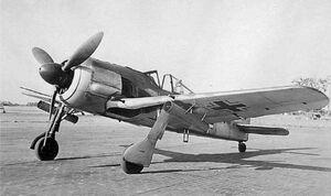 FW 190 Werfer-Granate 21 AA rockets