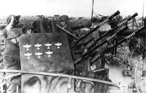 2 cm Flakvierling 38 (germany)