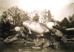 Bf 110 G-4